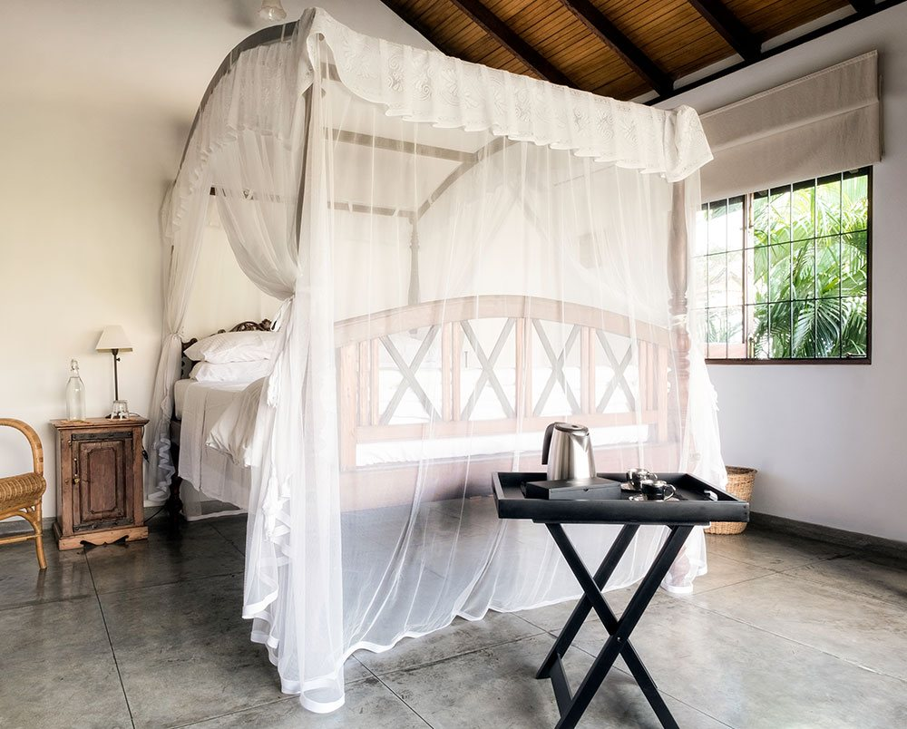 The Master Bedrooms at Mount Lodge Colombo